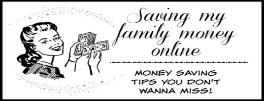 Saving Money Online